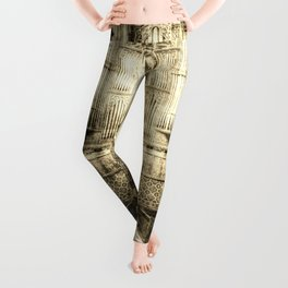 Rochester Cathedral Vintage Leggings