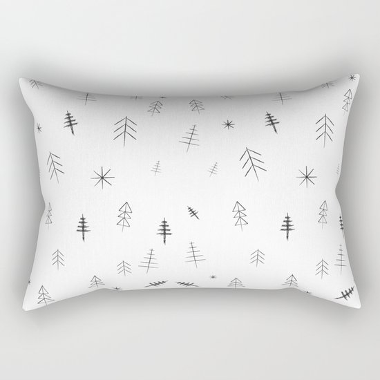 O Christmas tree[s] Rectangular Pillow