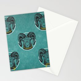 THE SHE GOATS & THEIR BEARDS Stationery Cards