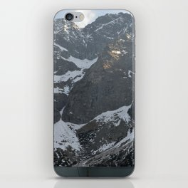 Snow in May iPhone Skin