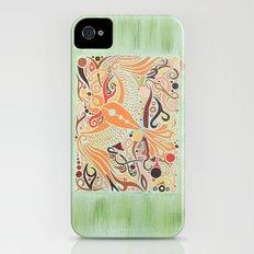 bird iPhone (4, 4s) Slim Case