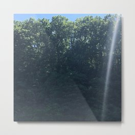 Beam of God Metal Print
