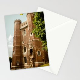 Tattershall Castle Side View II - Lincolnshire Stationery Cards