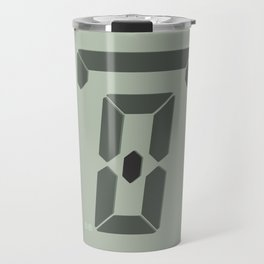 zero hours day glance Travel Mug