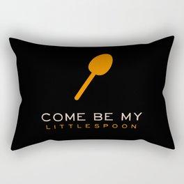 Little Spoon - Orange is the New Black Rectangular Pillow