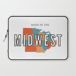 Made InThe Midwest Laptop Sleeve