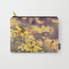 Summer  Bee Carry-All Pouch