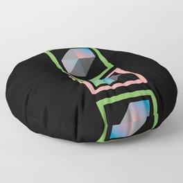 Untitled 01 Floor Pillow