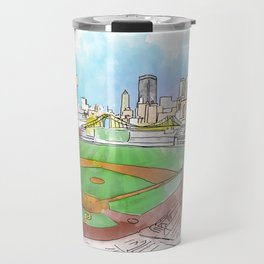 PNC Park Travel Mug