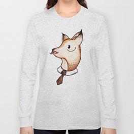 Master Fox Long Sleeve T-shirt