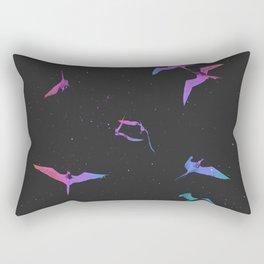 The magnificent frigatebirds by #Bizzartino Rectangular Pillow