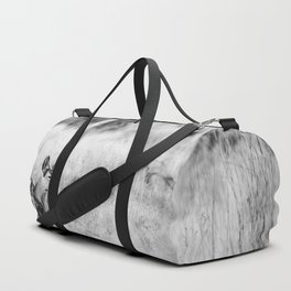 DONT WAKE THE BUCK Duffle Bag