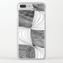 stretch Clear iPhone Case