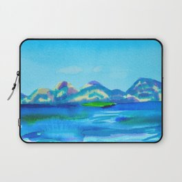 Blue View Laptop Sleeve