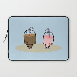 made for each other Laptop Sleeve