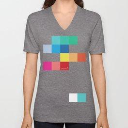 Spectrum Unisex V-Neck