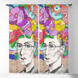 Notorious RBG Blackout Curtain