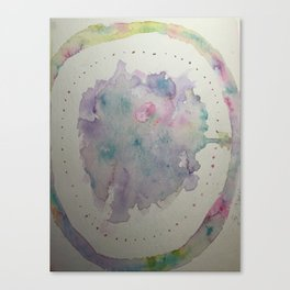 Rings Canvas Print