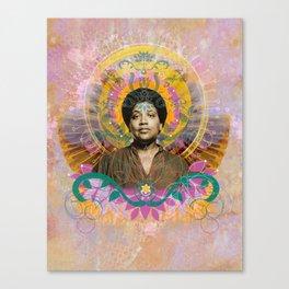 Praise Lorde: Art Godis Audre Lorde Canvas Print