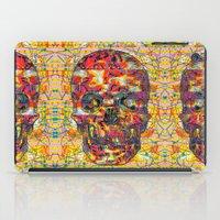 ashton irwin iPad Cases featuring Ticket to Ride (1R) by Wayne Edson Bryan