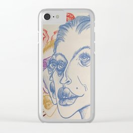 Seven Clear iPhone Case