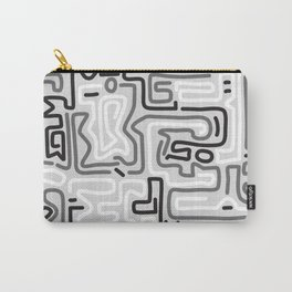 Tokyo Mon Amour - Winter Carry-All Pouch