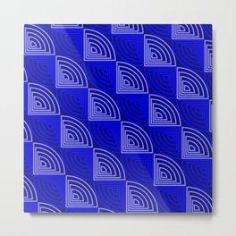 Op Art 71 Metal Print
