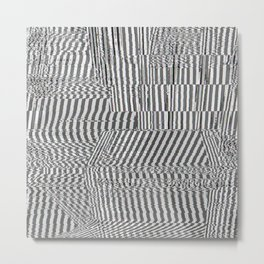 IBB 012 Static Limbo Metal Print