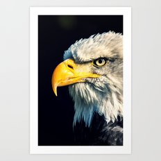Eagle - for iphone Art Print