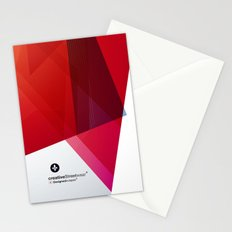Abstrakt Stationery Cards