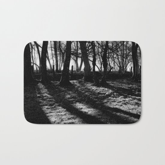 If You Go Down to the Woods Today... Bath Mat