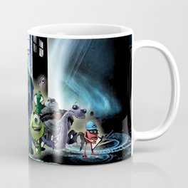 Tardis of monster inc Coffee Mug