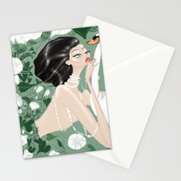 Leda and the Swan Stationery Cards