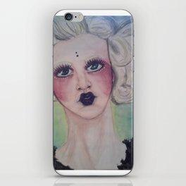 Siren iPhone Skin