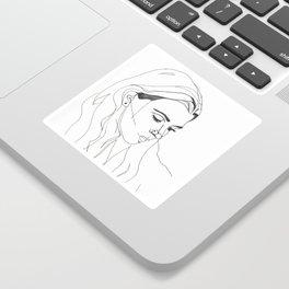 KING LYNN GUNN / PVRIS Sticker