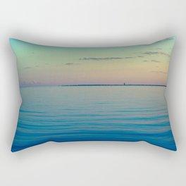 Enough To Let You Go Rectangular Pillow