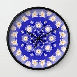 Fractal Series: 4j Wall Clock