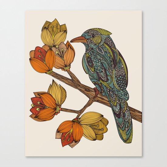 Bravebird Canvas Print