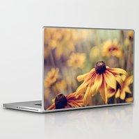 sunshine Laptop & iPad Skins featuring sunshine by shannonblue