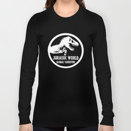 Jurassic Word Global Takeover Long Sleeve T-shirt