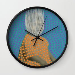 The Floating Spirit Wall Clock