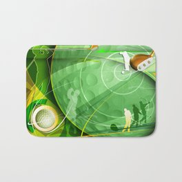 Golf Anyone? Bath Mat