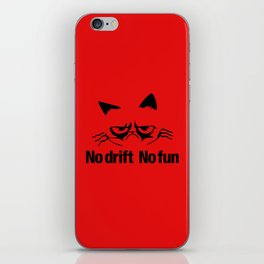 No drift No fun v5 HQvector iPhone Skin