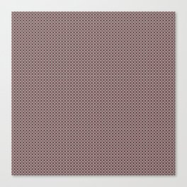 Fragment collection : Frozen grape Canvas Print