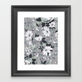 Flowers -a55 Framed Art Print