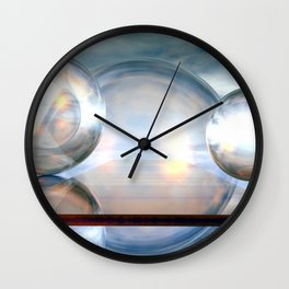 Metaphorical Wall Clock