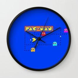 games Wall Clock