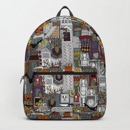 HALLOWEEN SUPPER XIII Backpack