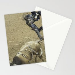 Get off my Back Stationery Cards