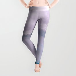 Once Again (Paint) the Land Leggings